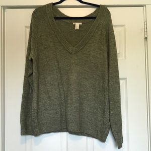 H&M oversized sweater
